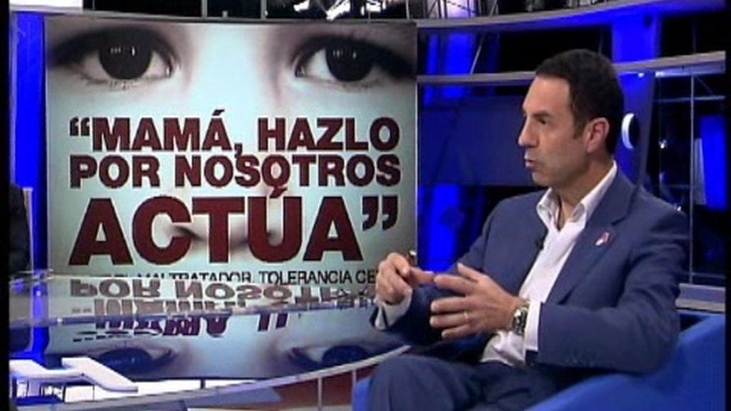 Gabilondo entrevista a Miguel Lorente