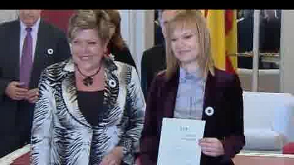 Leire Pajín, nueva ministra de Sanidad