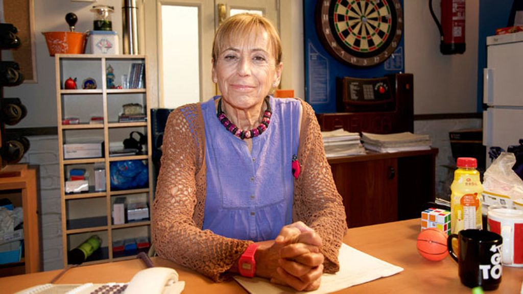 María Alfonsa Rosso es Luisa