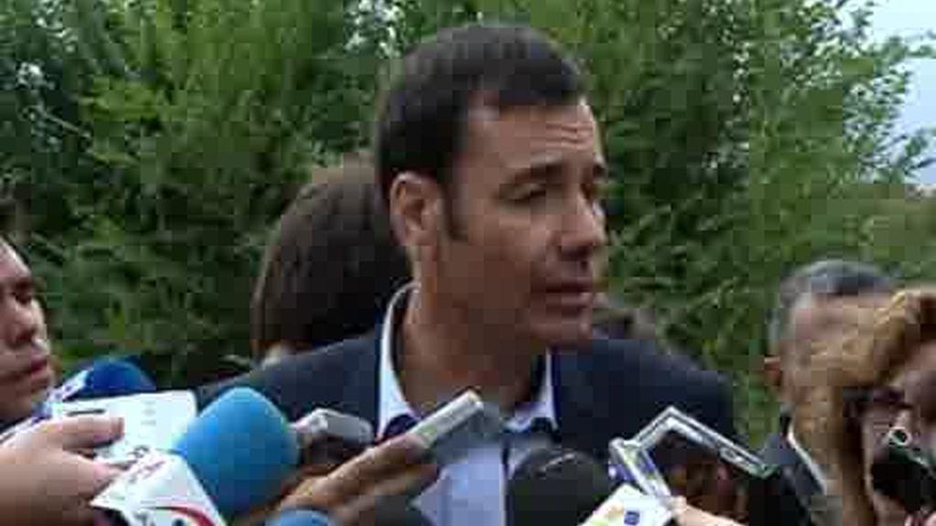 Tomás Gómez, acusado de desleal a Zapatero