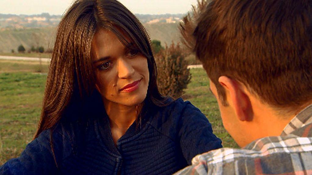 """Lukas: """"La veo muy segura de sí misma"""""""