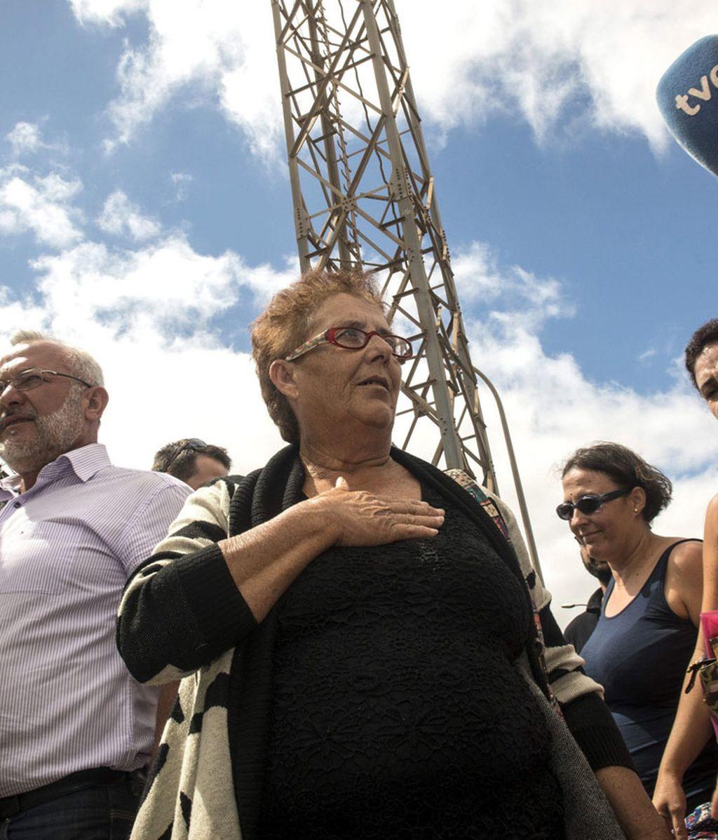 Josefa Hernández, la abuela que se niega a derribar su casa ilegal de Fuerteventura, ya está en prisión