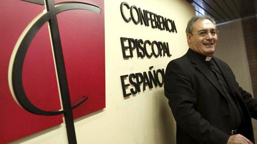 Secretario general y portavoz de la Conferencia Episcopal Española (CEE), José María Gil Tamayo