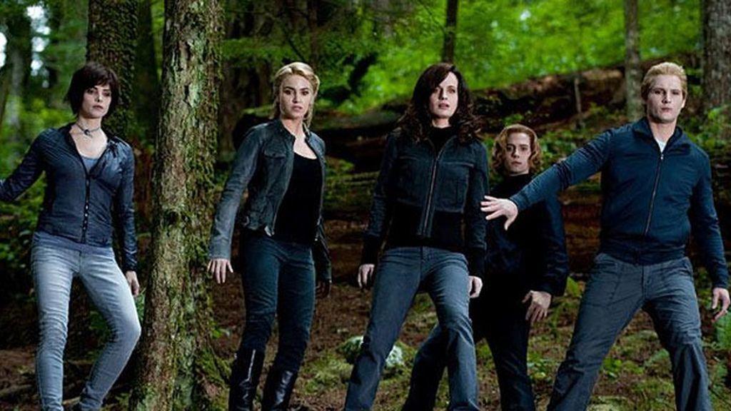 Los Cullen en pie de guerra