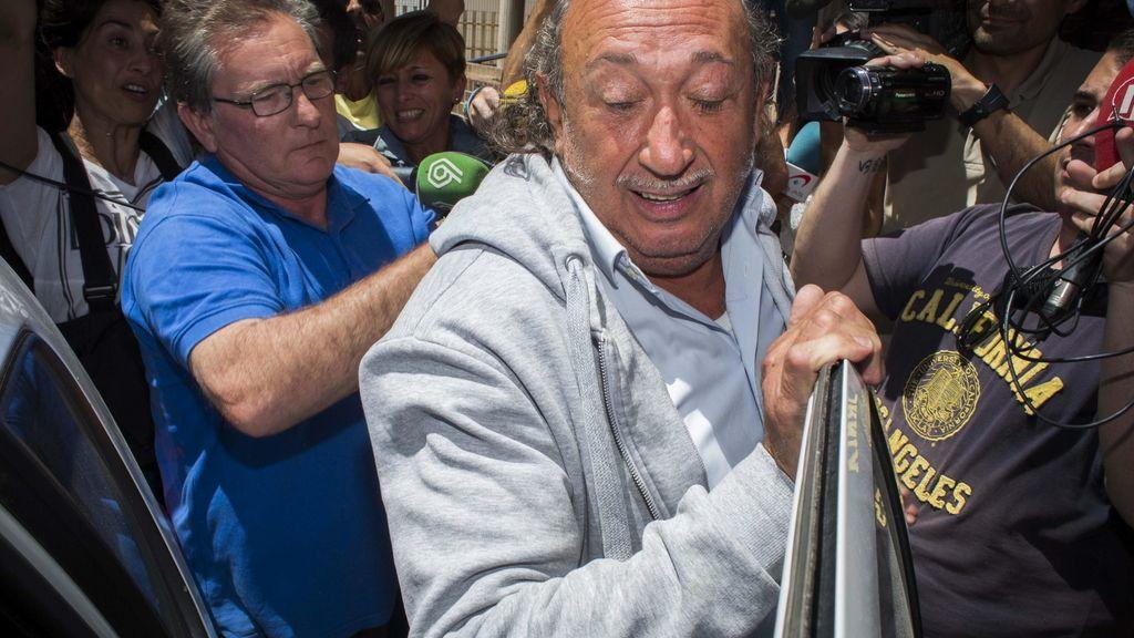 Francis Montesinos, acusado de abusos sexuales a menores