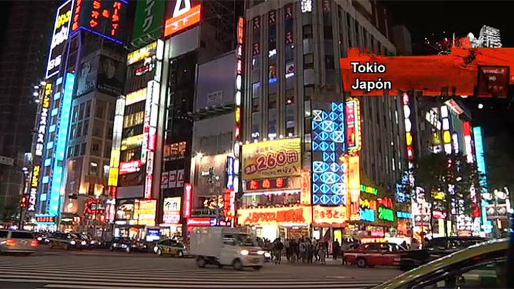 Las mejores fotos de 'Callejeros viajeros en Tokio'