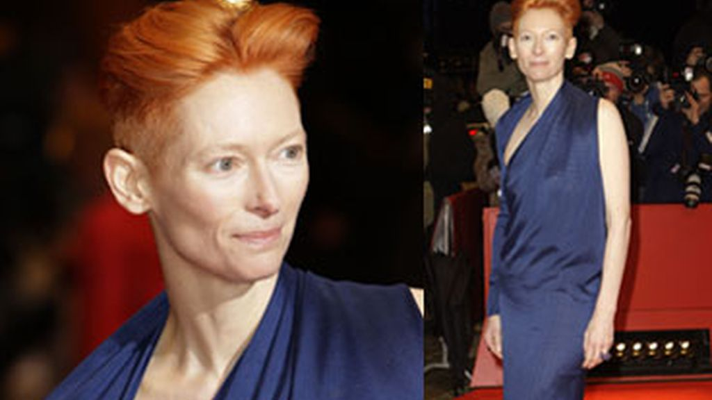 Tilda Swinton y sus cambios de look