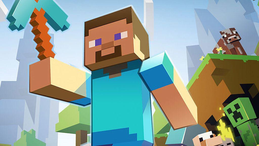 Minecraft, videojuegos