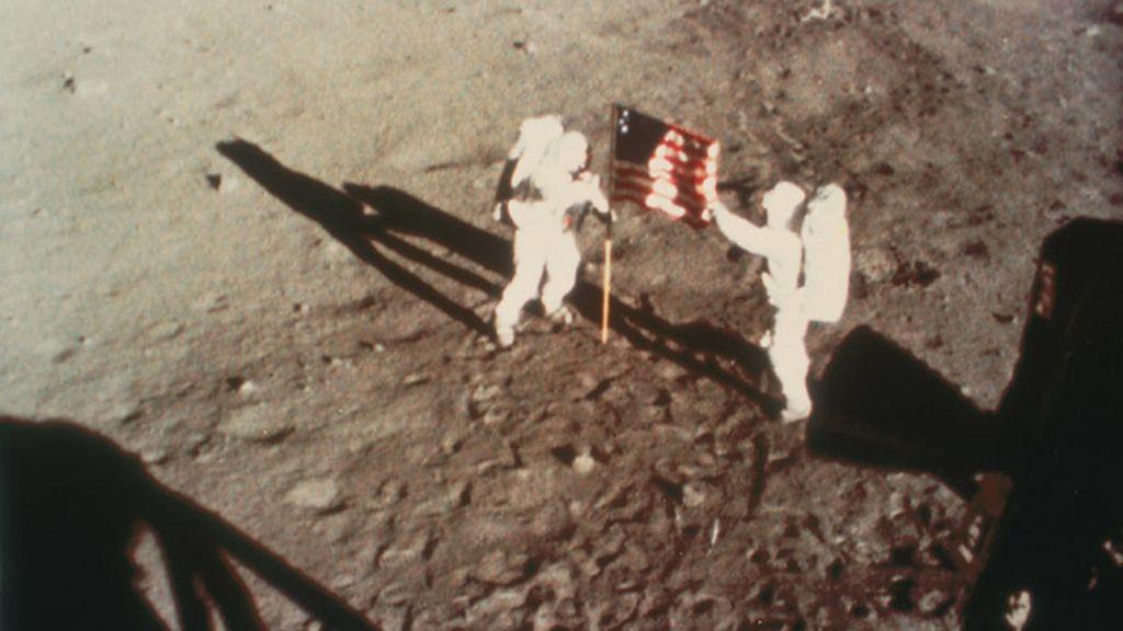 Neil Armstrong, el primer hombre que pisó la Luna