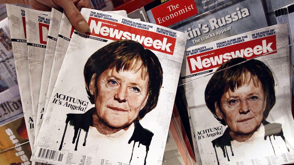 Newsweek cierra su edición en papel para editarse solo en Internet a partir de 2013