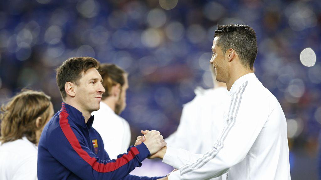 El clásico: el partido más importante del mundo y los mejores jugadores del mundo (02/04/2016)