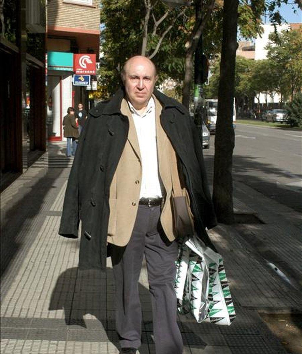 El ex director general de la Guardia Civil, Luis Roldán. EFE/Archivo