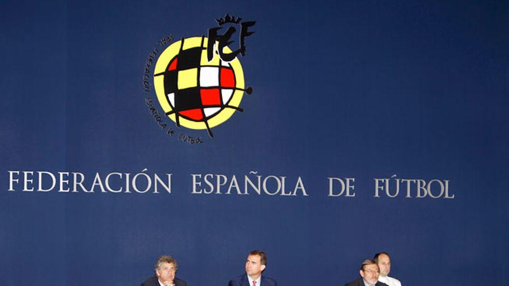 La Federación Española de Fútbol convoca huelga a partir del 16 de mayo