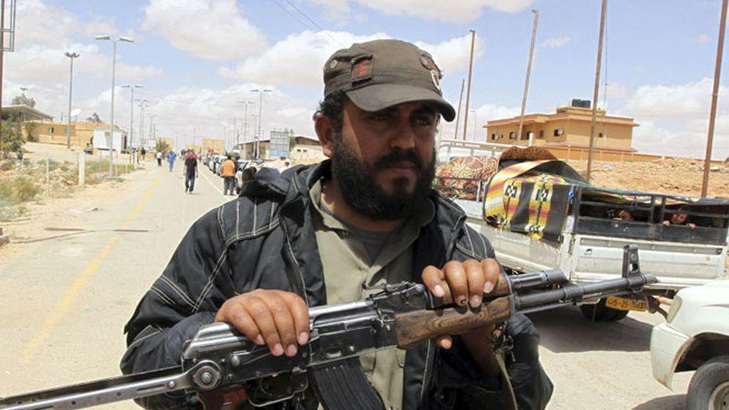 Los rebeldes libios recibirán la ayuda de EEUU.