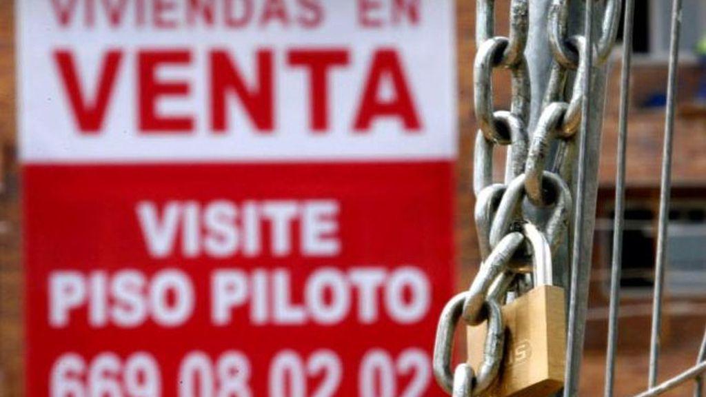 La compraventa de viviendas suma seis meses en negativo