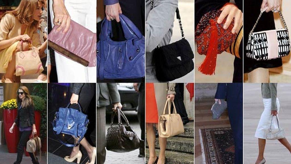 Afición a los bolsos