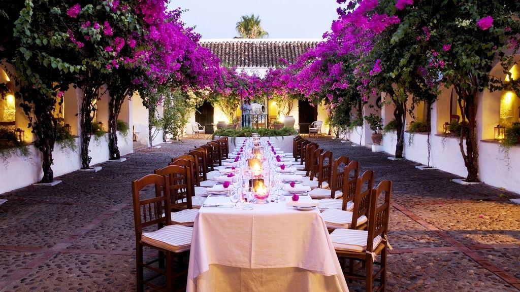 La Hacienda invita a cenar contemplando las estrellas