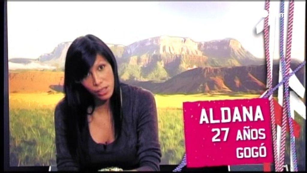 Conoce a Aldana González