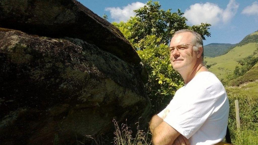 Gonzalo Alonso Hernández, el biólogo español asesinado en Brasil