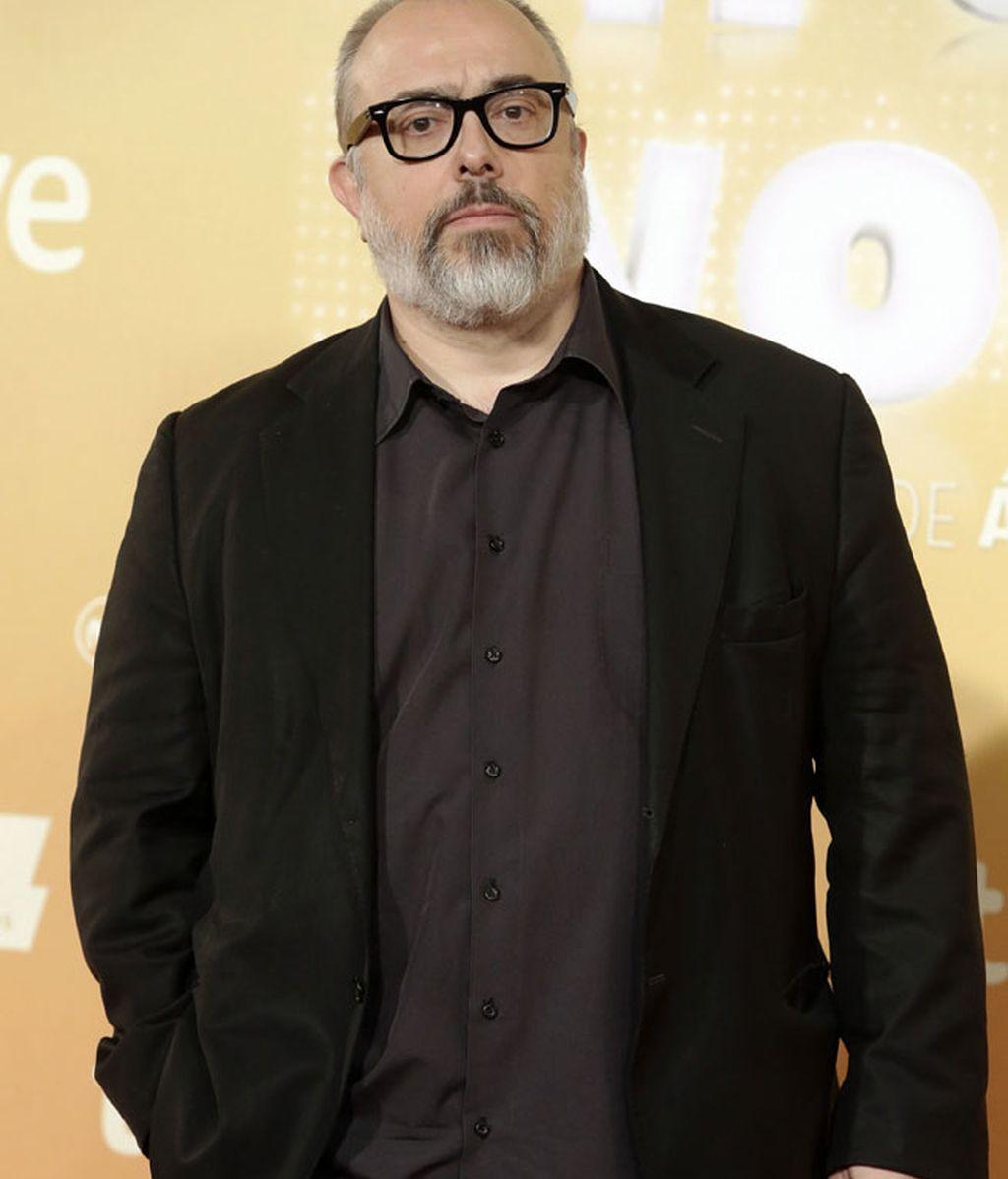 El director de la película, Alex de la Iglesia
