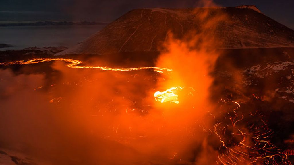 Un reino de lava