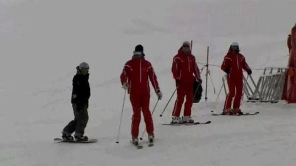 Ya abren las estaciones de esquí