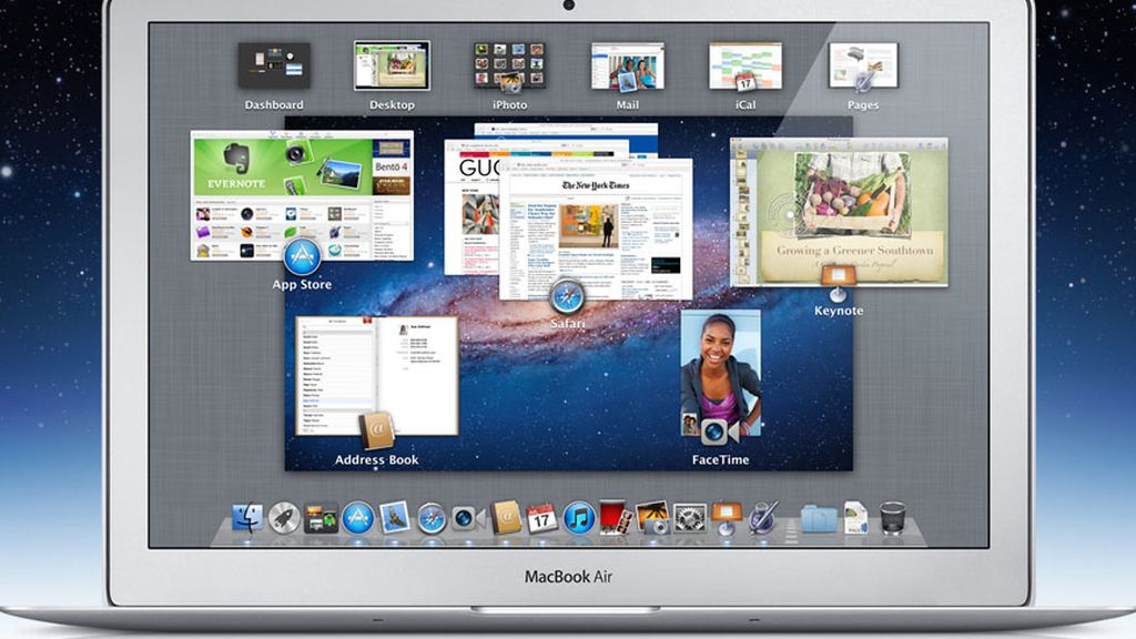 Apple lanca Mac OS X Lion, ya disponible con 250 nuevas características