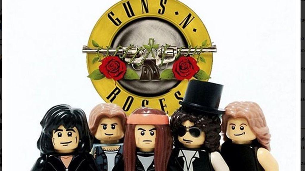 Lego Gun.s Roses