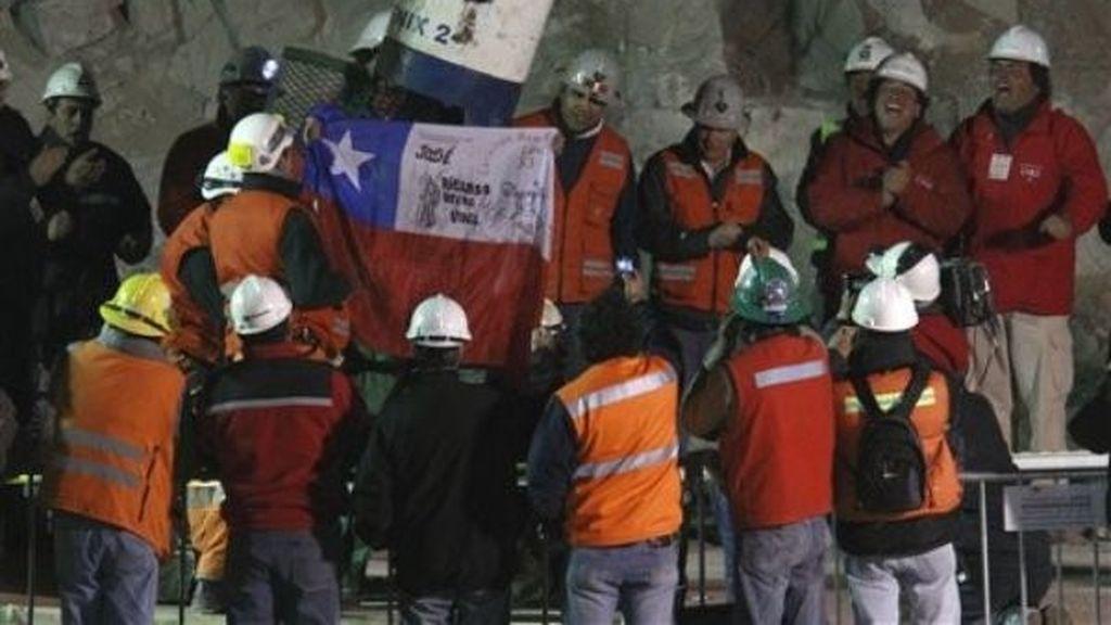 José Ojeda, el séptimo en ser rescatado