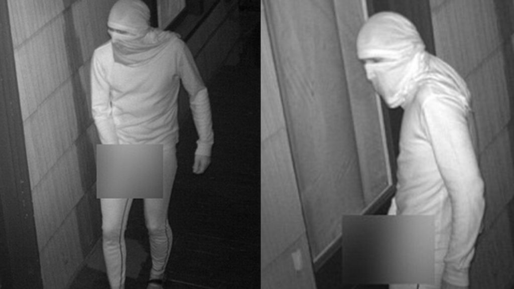 El enmascarado exhibicionista causa el pánico en Seattle
