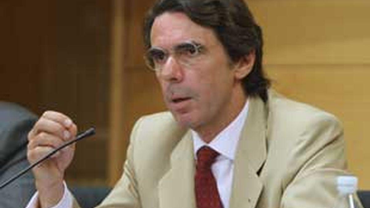 Fuentes de la fundación FAES, que preside José María Aznar, han señalado que el presidente de honor del PP también asistirá a la manifestación. FOTO: EFE