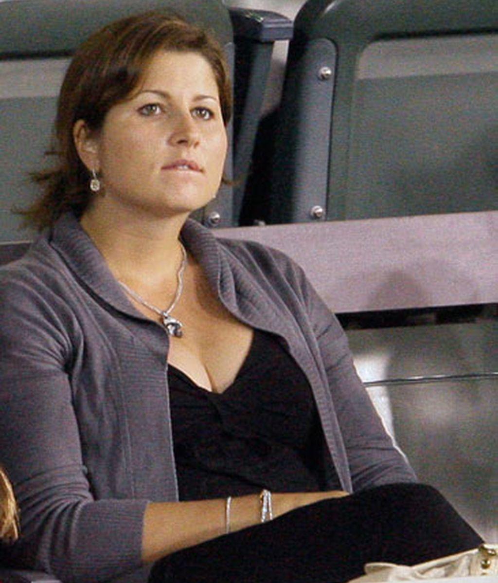 Mirka, la controladora esposa de Federer