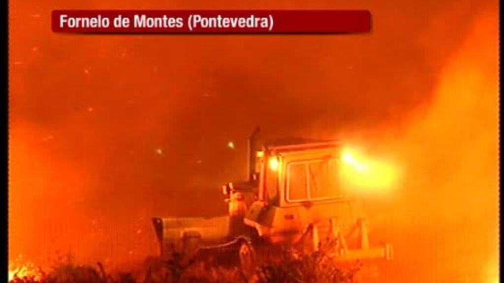 Ecologistas piden sanciones más duras para los responsables de los incendios
