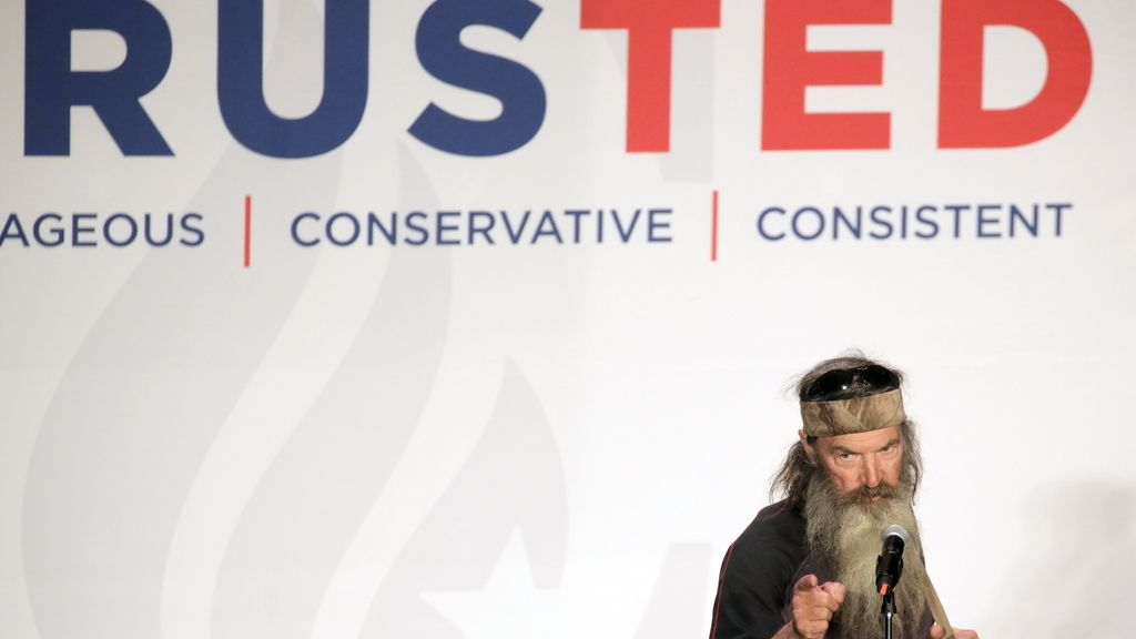 Phil Robertson, Duck Dinasty