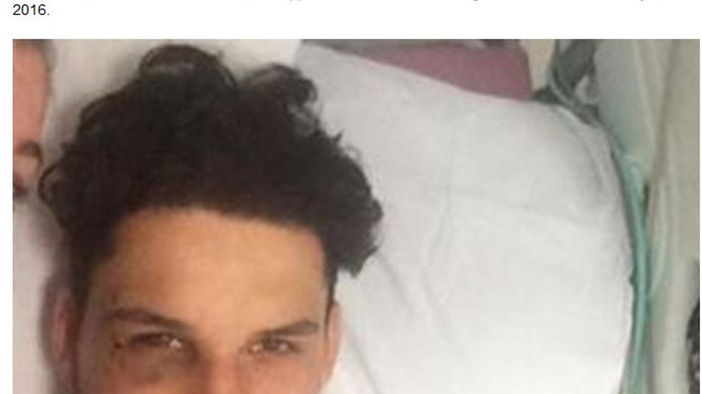 Un joven provoca la muerte de su novia y después se saca un selfie