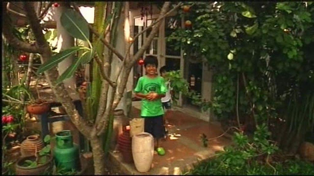 Frank nos abre la puerta de cusa en Bangkok