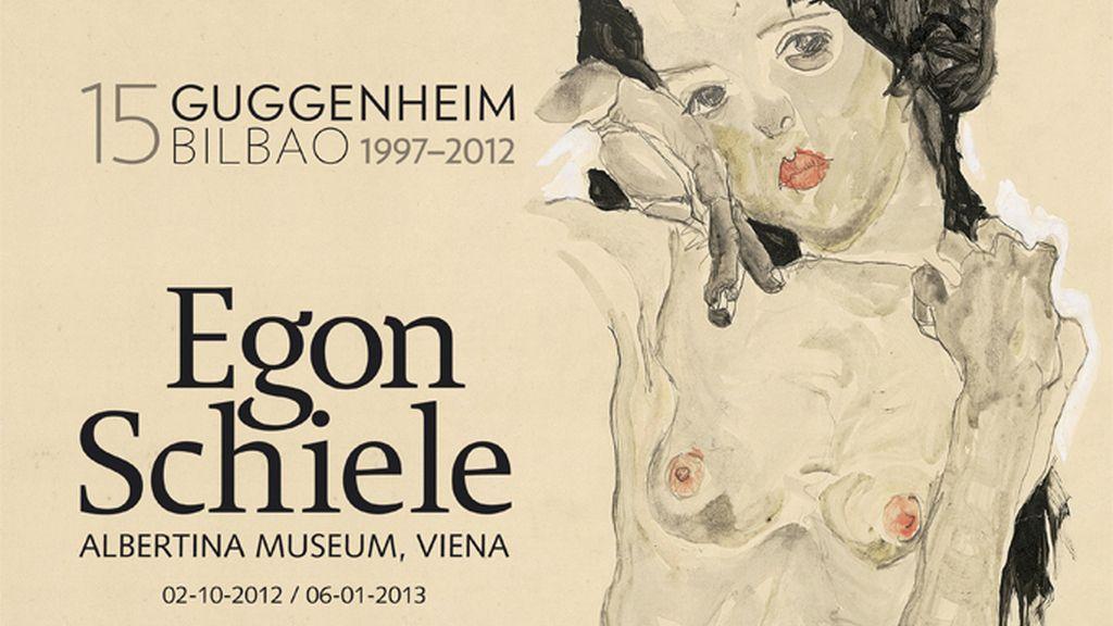 Egon Schiele. Obras del Albertina Museum, Viena