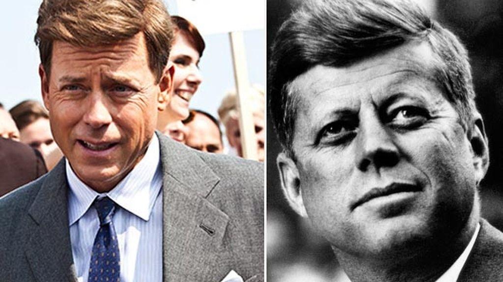 John F. Kennedy, un carismático político y líder de masas
