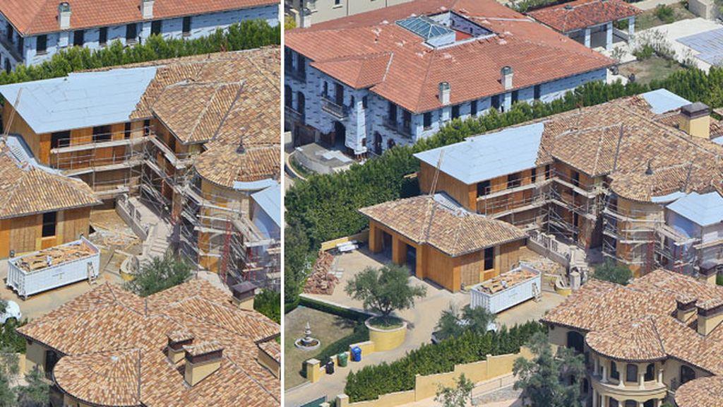 La pareja pretende doblar el precio de la propiedad con la reforma