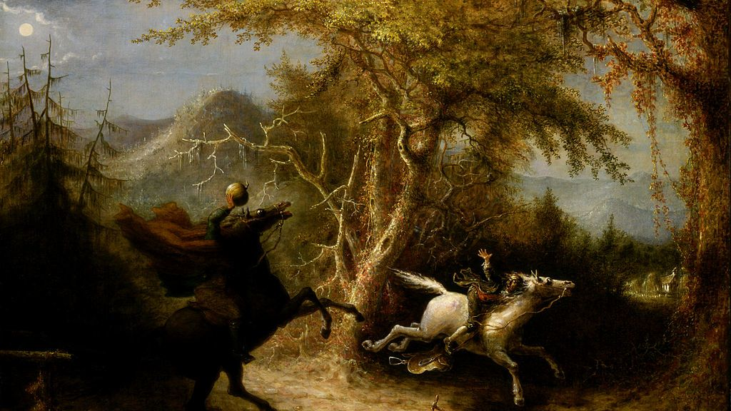 Sleepy Hollow cuadro