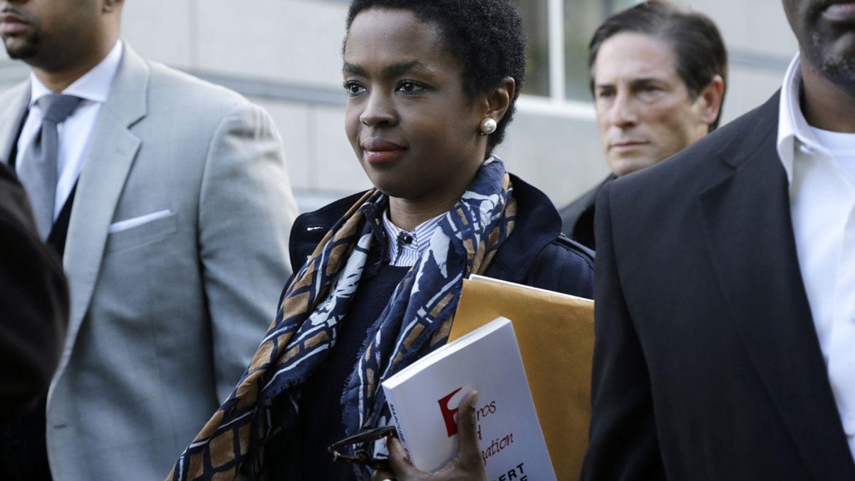 Lauryn Hill ingresa en prisión por evasión fiscal