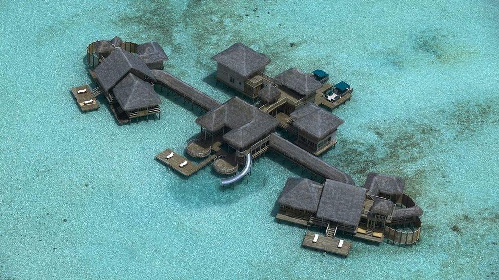 Gili Lankanfushi - Norte Male Atoll (Maldivas)