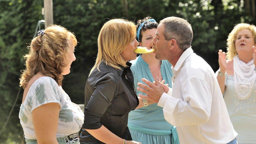 La fiesta 'granjeril' del amor