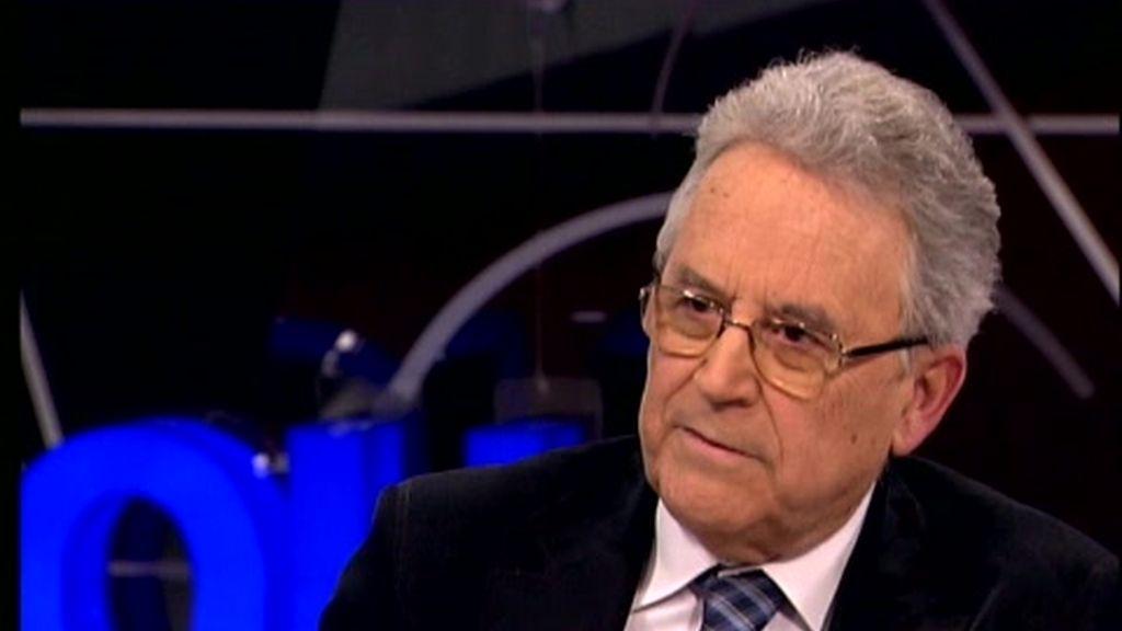 Gabilondo entrevista en 'Hoy' al historiador Santos Juliá