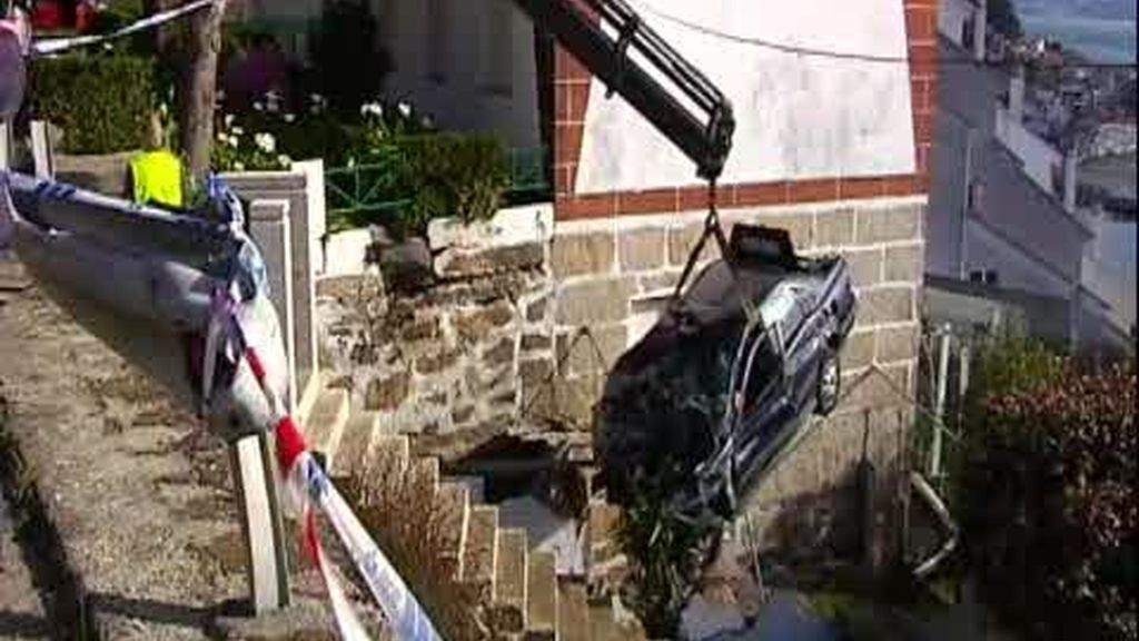 Grave accidente de tráfico en Galicia
