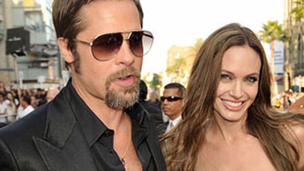 La relación entre Angelina Jolie y Brad Pitt sigue dando numerosos titulares.