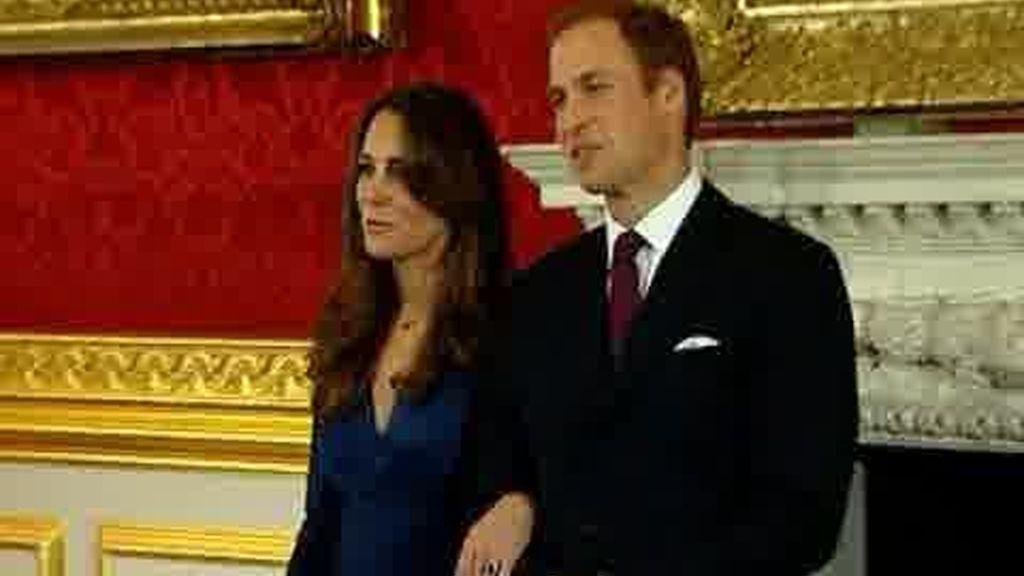 Apuestas sobre los detalles de la boda real