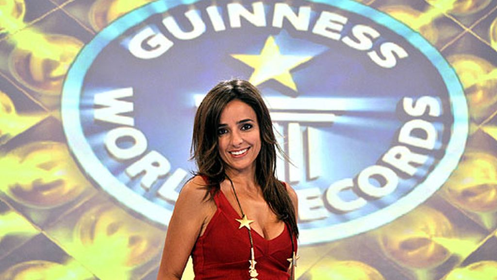 Carmen Alcayde presenta 'Guinness World Récords'