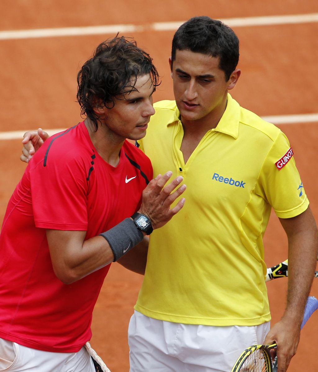 Rafa ya está en semis de Roland Garros