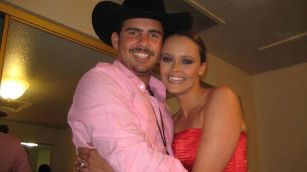 Gerardo y Shaila Durcal